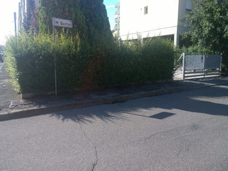Piacenza Strada Farnesiana Garage di 13 Mq