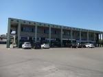 Fidenza: ufficio lungo la via Emilia con ampio parcheggio